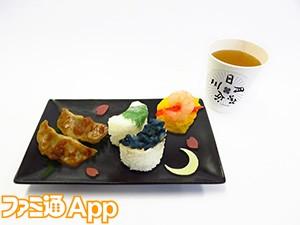 1.三日月宗近の手まり寿司