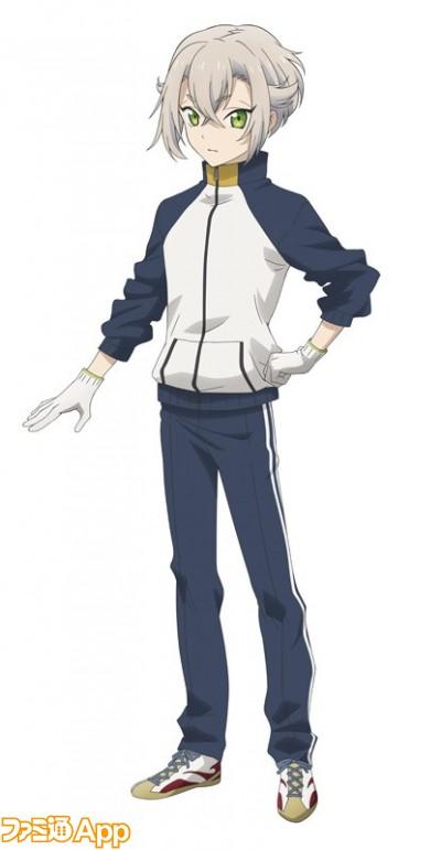 刀剣乱舞 花丸 秋verのキービジュアル第10話で新登場の蛍丸明石国