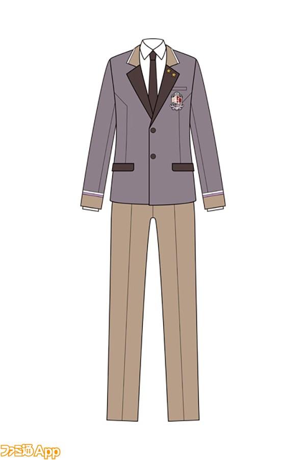 花咲学園高校 制服