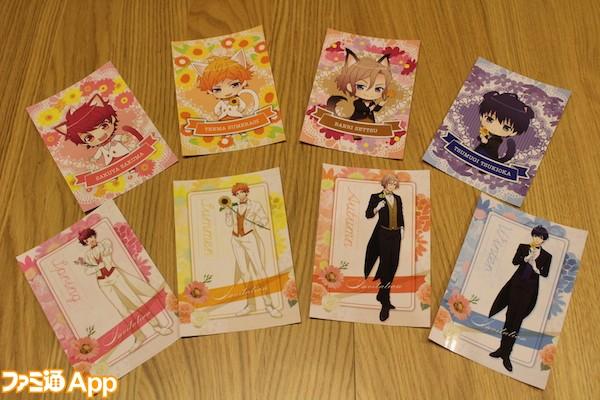 ルーレットD賞ポストカード