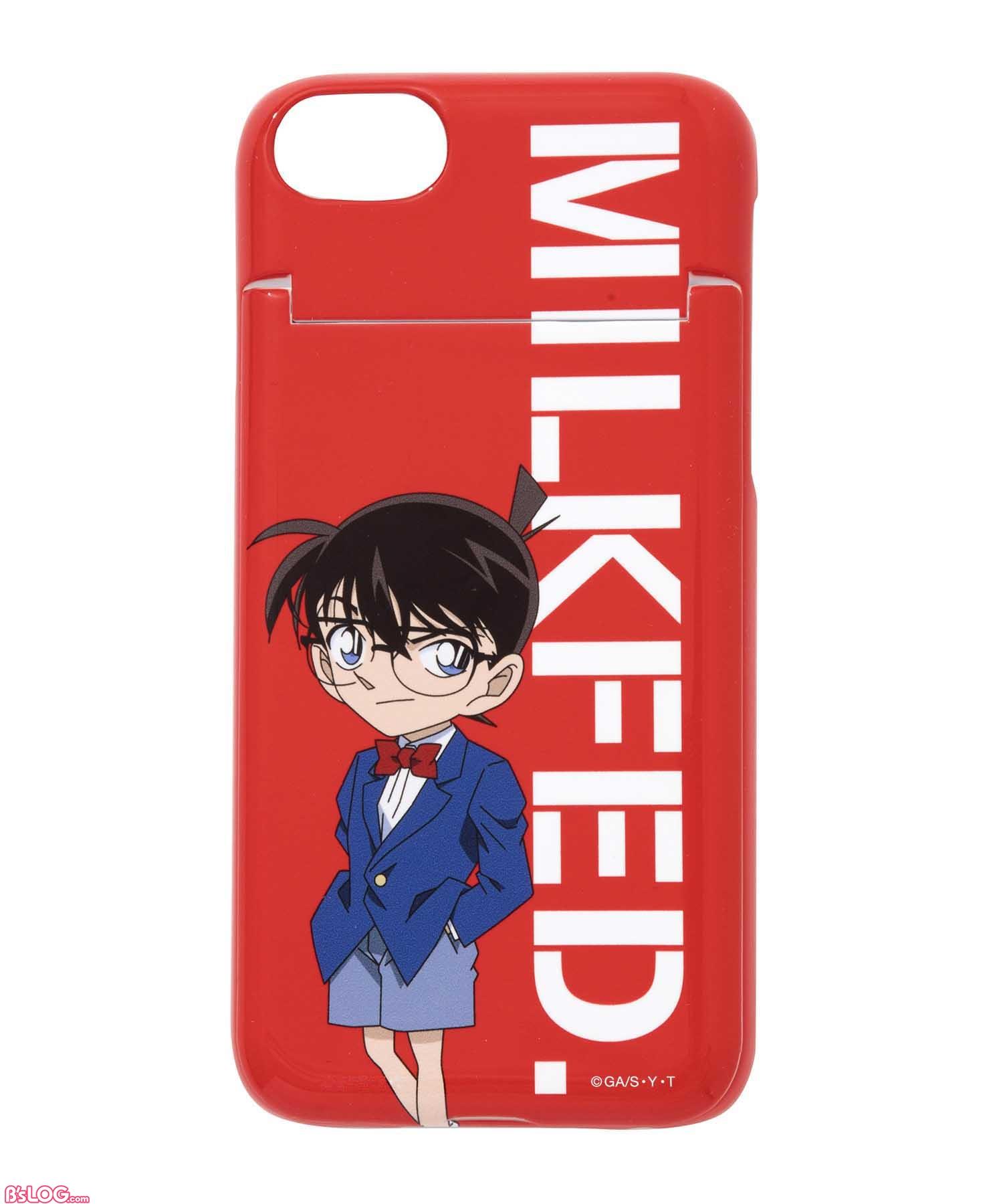 MILKFED.×Conan MULTI iphone case AMURO