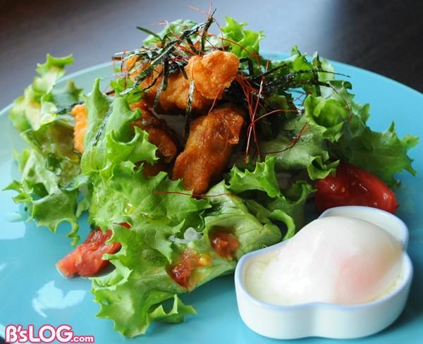 """15_カラ松""""漢""""の油淋鶏丼"""