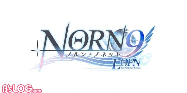 NORN9 LOFN for Nintendo Switch_ロゴ