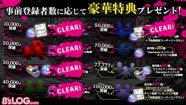 【シンエンレジスト】PR画像_事前登録5万達成
