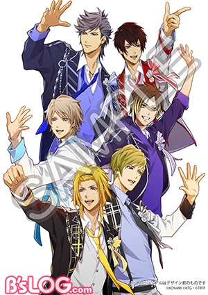 05Blu-ray/DVD『劇場版ときめきレストラン☆☆☆ MIRACLE6』
