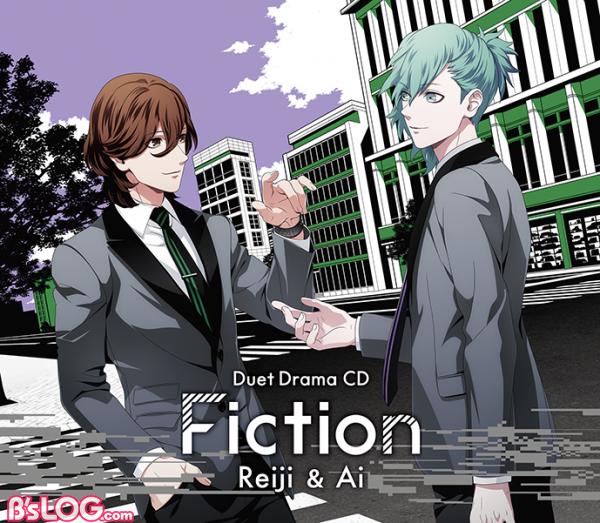 Fiction_初回盤