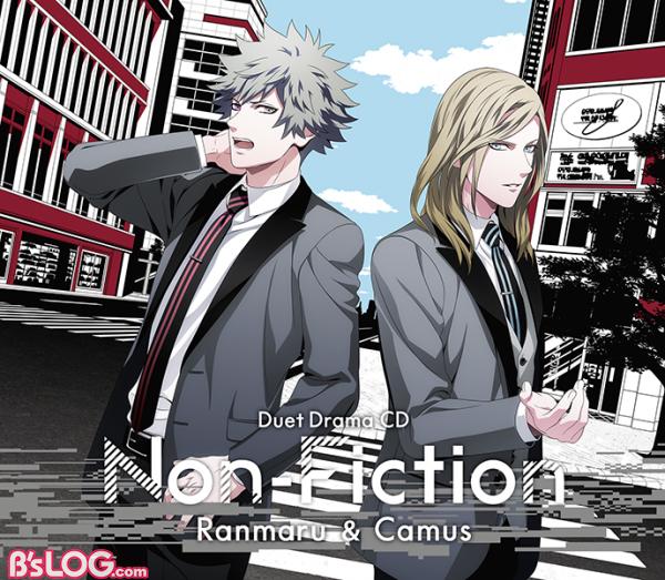 Non-Fiction_初回盤