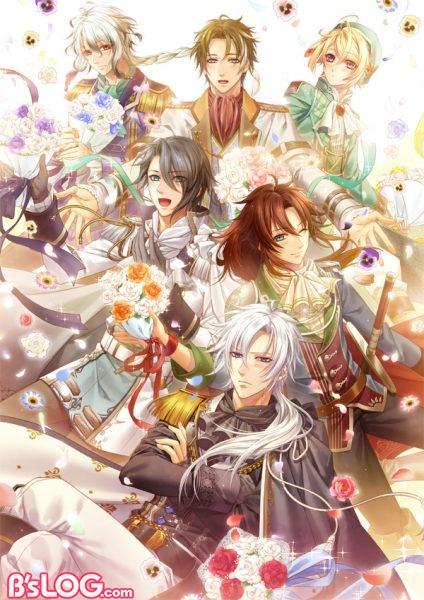 猛獣たちとお姫様-~in-blossom~