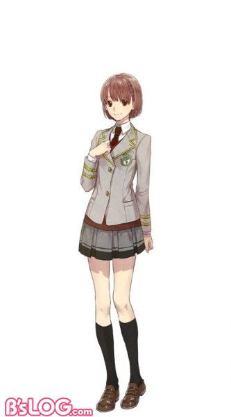 主人公・藤枝ネリ(制服:名もなきミツバチ)