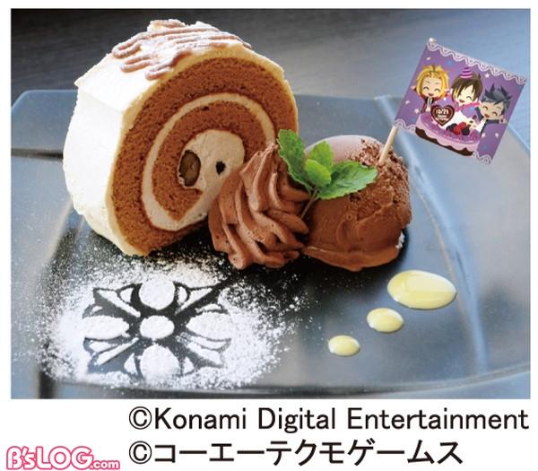 40_神崎 透バースデーロールケーキ