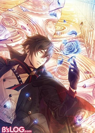 Code:Realize ~彩虹の花束~ for Nintendo Switch_通常版用イラストCMYK
