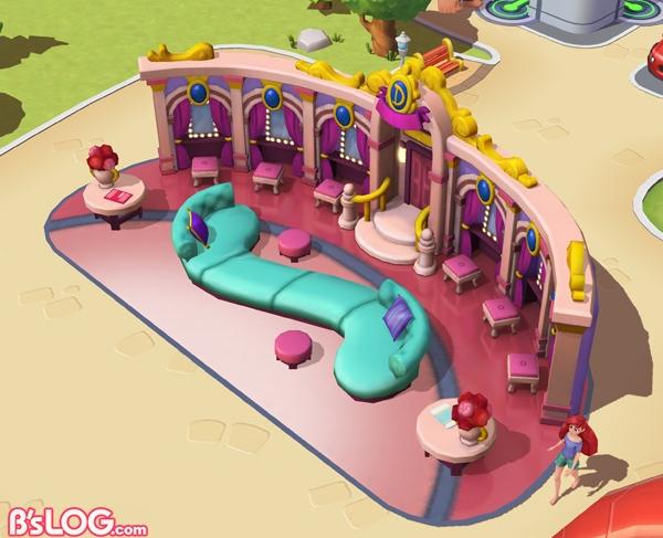 プリンセスの衣装部屋