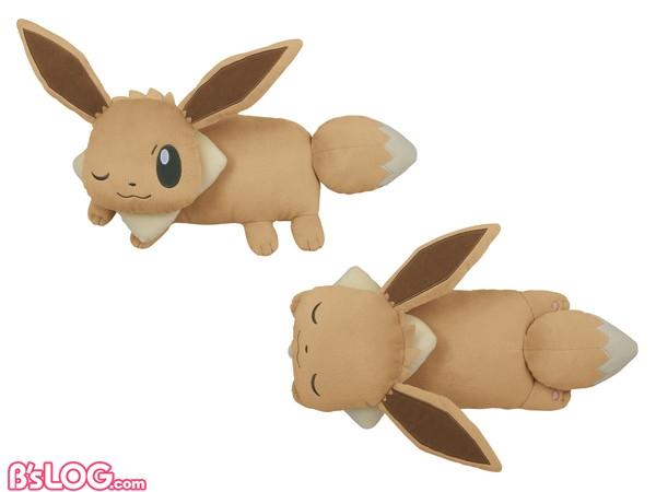 Pokemonlife with EIEVUI イーブイいやされ枕