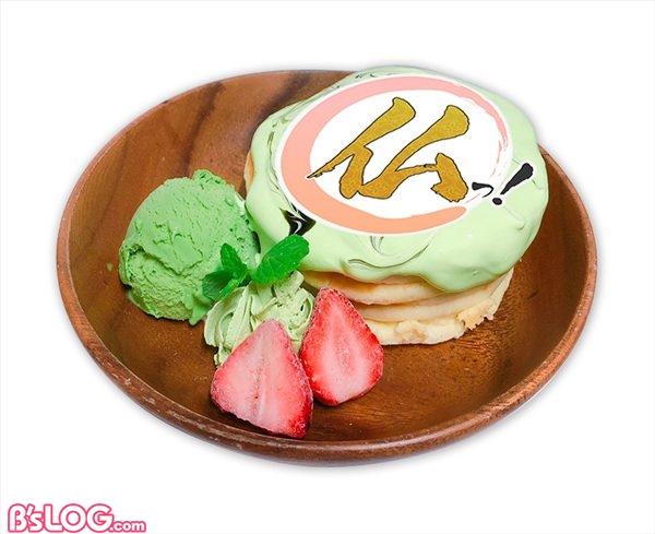 仏のホットケーキ