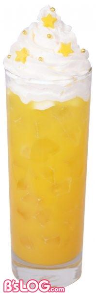 コラボドリンク_DRAMATIC STARSのトリプルスターオレンジ