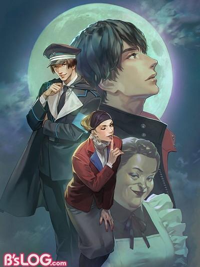 【パルマR】サイドストーリー1_満月の約束_メインビジュアル