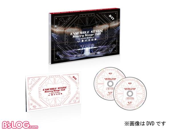 reENSEMBLE-STARS_SS_2nd_DAY_DVD
