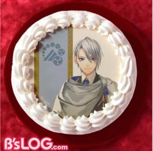 刀剣ケーキ