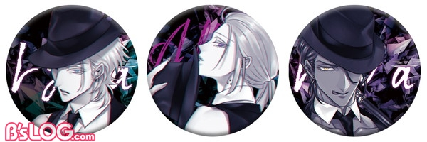【02】蛇香のライラ-OST_缶バッジ-ターゲット盤