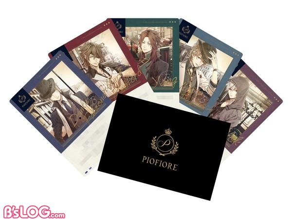③AGF特典カード