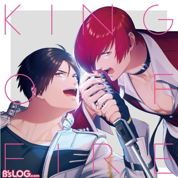 KING OF FIRE_通常盤ジャケット写真