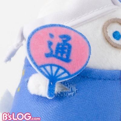 02_銀魂×Sanrio characters_ちゅんコレ_志村 新八_持ち物