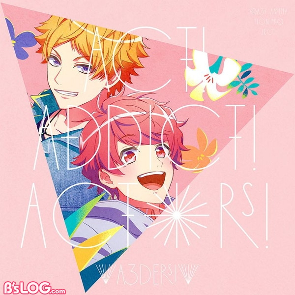 【A3!】アニメOP「Act! Addict! Actors!」JK