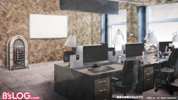 ゲーム内背景_ウーユリーフ・ファクトリー乙女ゲーム部署