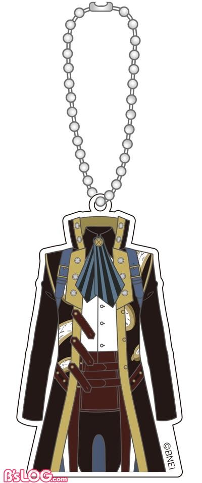 02_衣装型アクリルキーホルダー_古論クリス