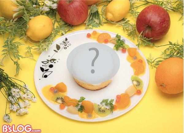 何が起こるの?ももとオレンジのパンケーキ