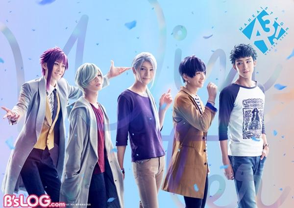 MANKAI STAGE『A3!』~WINTER 2020~、8月公演詳細解禁! ライブビュー ...